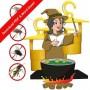 Gratis Rezeptur für Insekten Lockstoff