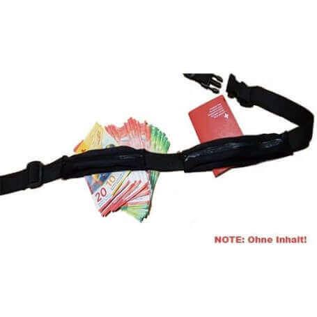 Taschengürtel - Farbe: Schwarz