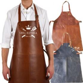 Barbecue Lederschürze