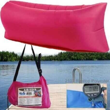 Air Sofa Pink-Rosa