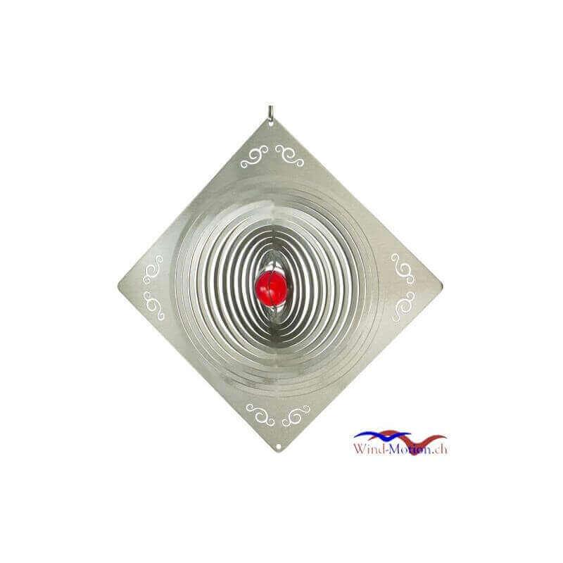 Edelstahlwindspiel Q-Motion (22cm)