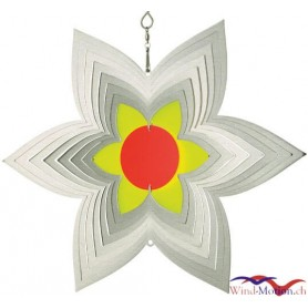 Windspiel Blume in Motion (29cm) Made in Germany