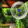 Windspiel Blauer Planet in Motion (30 cm) Made in Germany