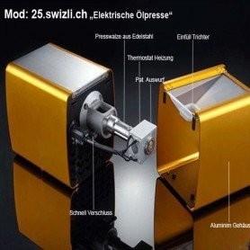 Mechanisch Elektrische Oelpresse