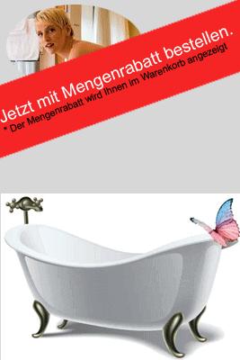 Finden Sie das Passende Badesalz