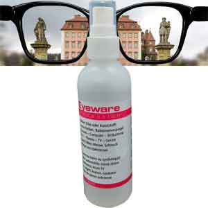 Detergente per occhiali