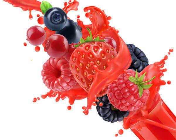 Mixen Sie sich jetzt Ihren eigenen Fruchtsaft ohne künstliche Zusatzstoffe!