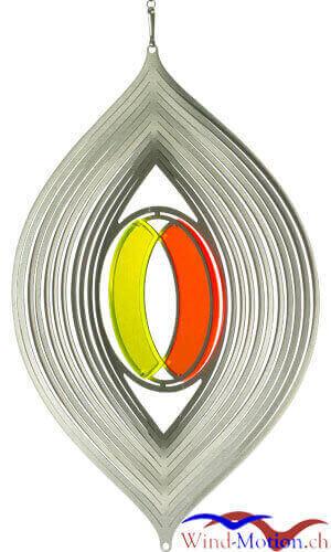 Design Windspiel Yin Yang