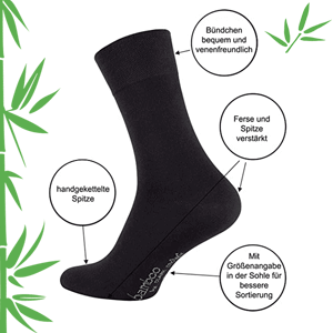 Bambus Socken von SockenKing
