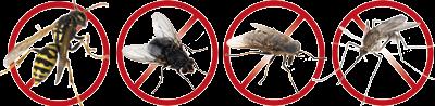Gelbe Insektenfalle