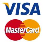 Einfach zahlen mit Kreditkarte