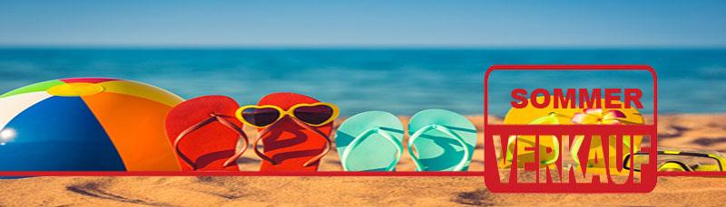 Sommer Verkauf - Grosse Aktion auf Zimtsohlen
